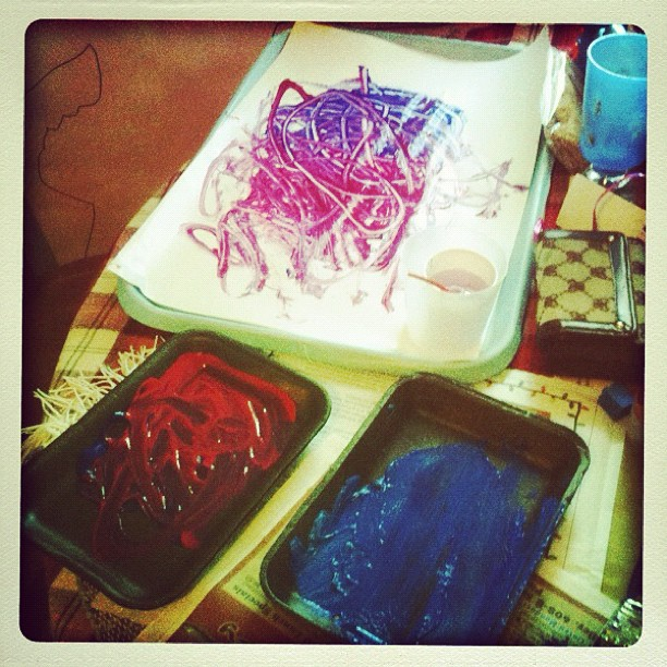 Painting with Kidlingers