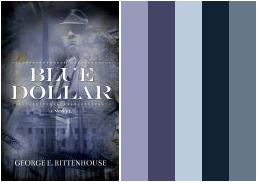 Color palette based on book cover design