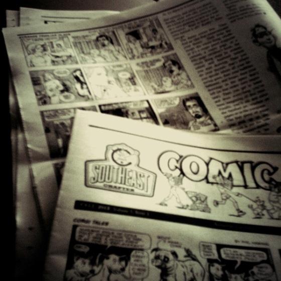 Comic Stroll 2013