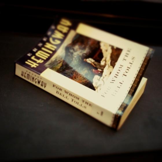 Hemingway - book